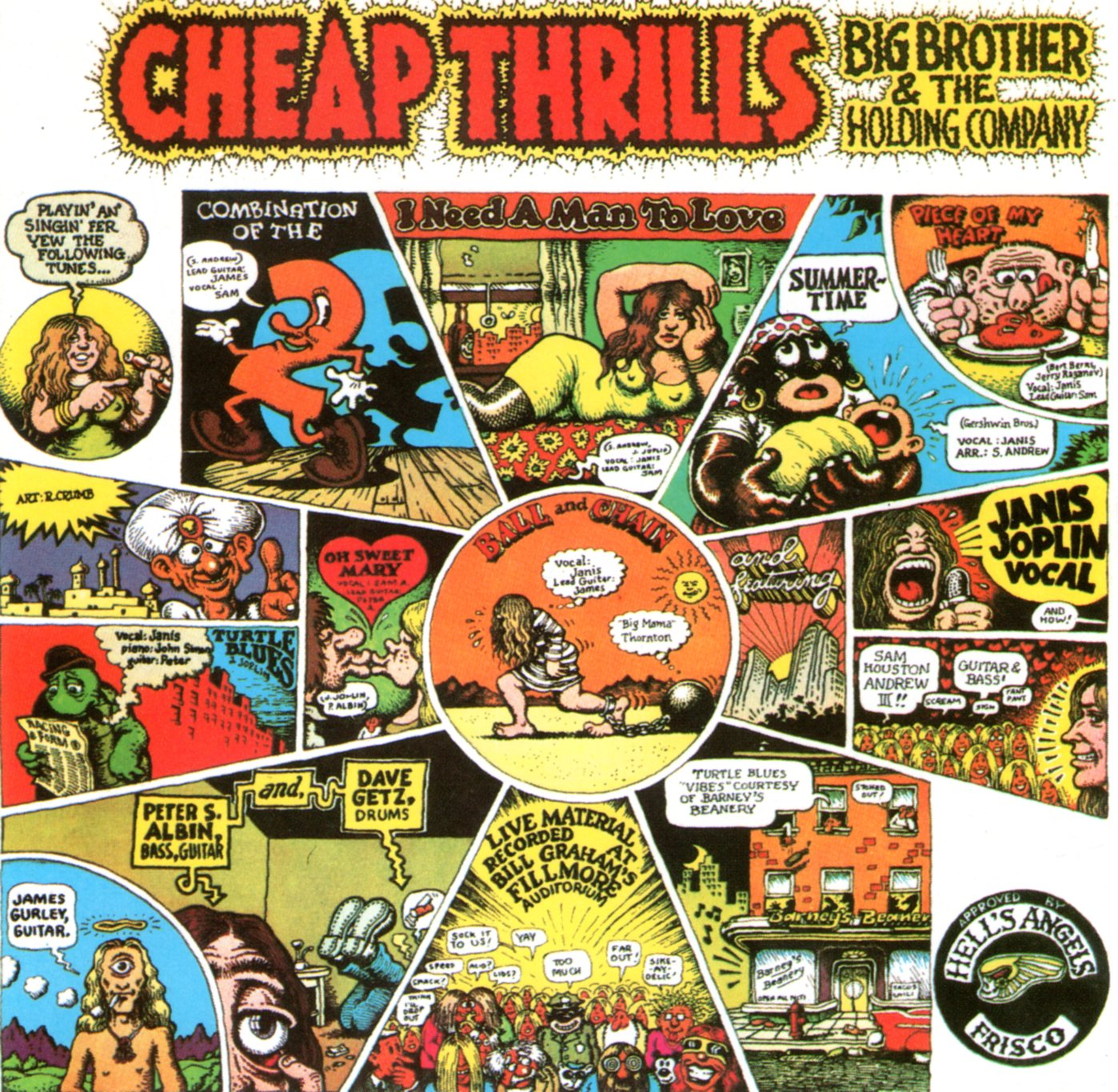 J Joplin - Cheap thrills